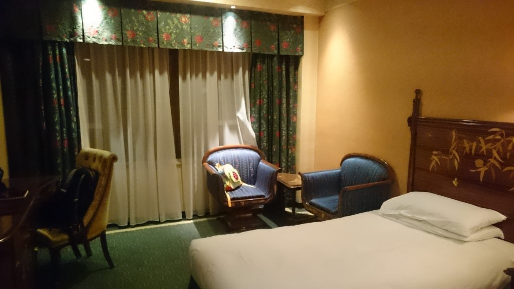 ホテル・リスボア 客室内