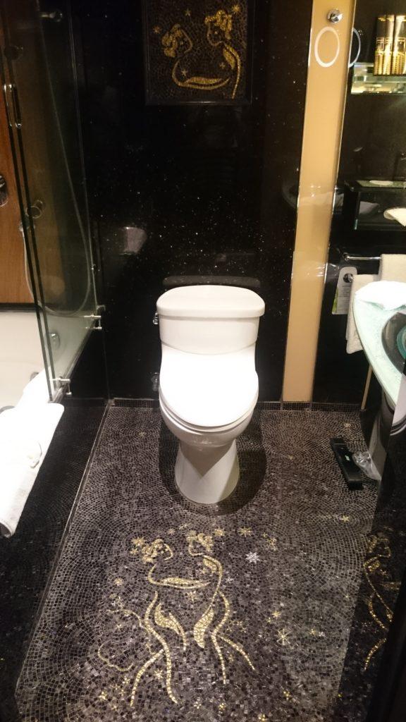 ホテル・リスボア お手洗い