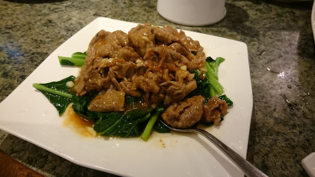 欣葉 お料理2