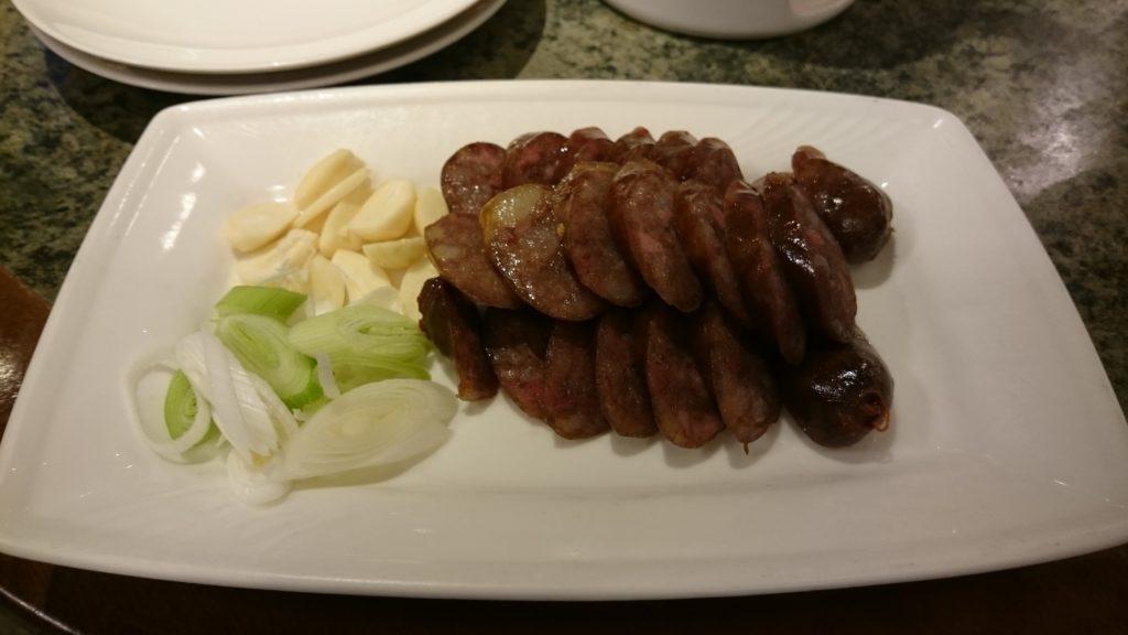 欣葉 お料理4